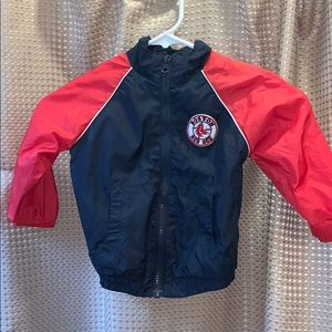 Boston Red Sox Jacket Size 24 Months